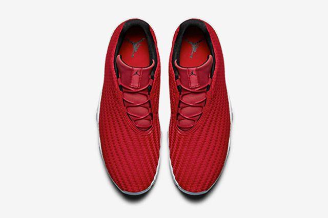 Air Jordan Future Low Gym Red3