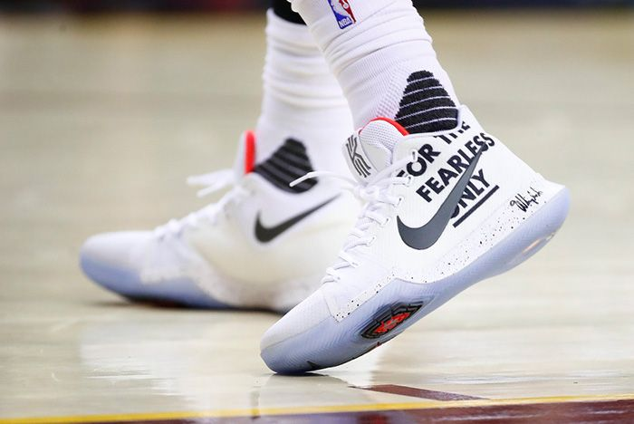 Kyrie 3 For The Fearless 5 Sneaker Freaker