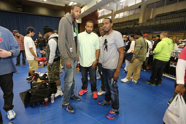 Sneaker Con Charlotte Crew 1