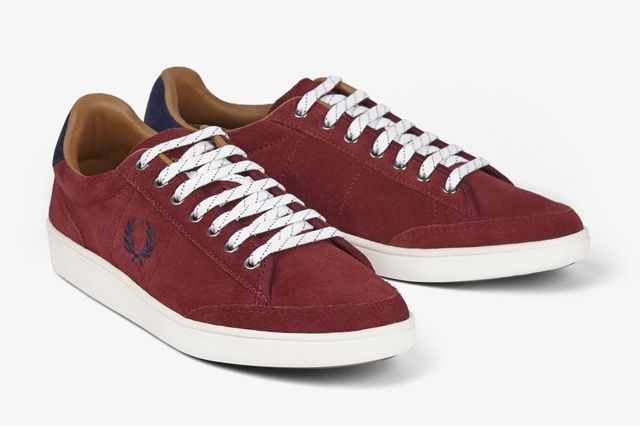 Fred Perry Hopman 1