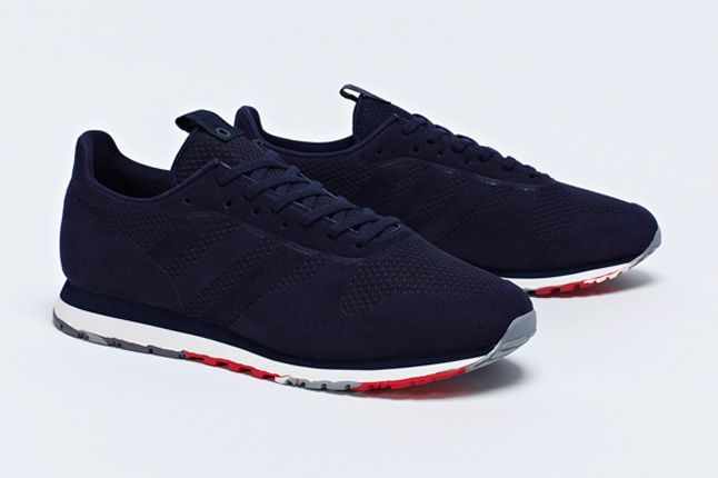 Adidas Consortium Cntr Navy Pair 1