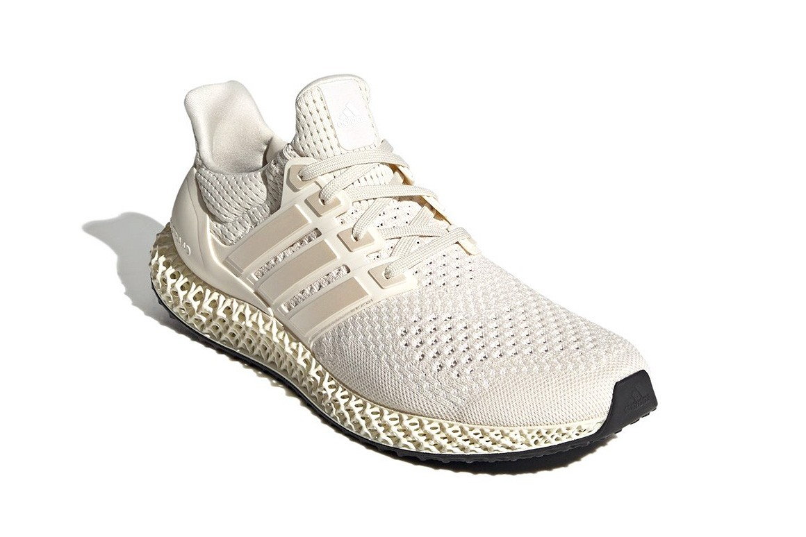 adidas Ultra4D Core White FX4089