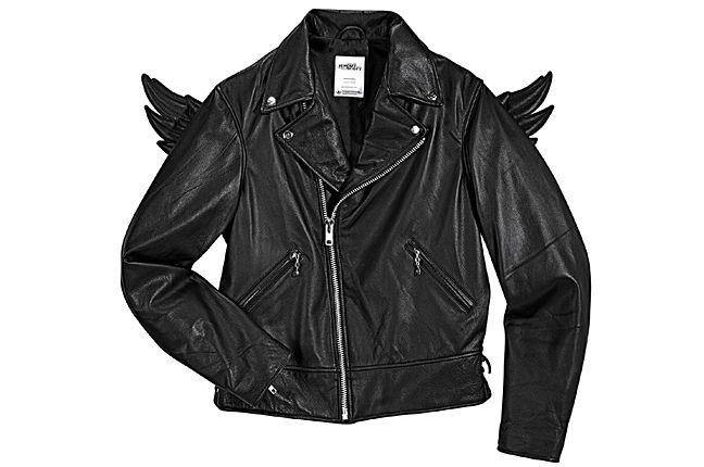 Adidas Jeremy Scott Wings Leather Jacket 5 1