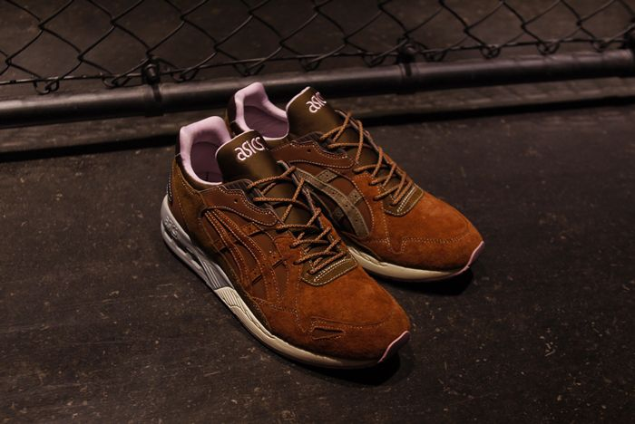 Mita Sneakers X Asics Gt Cool Xpress Lotus Pond6