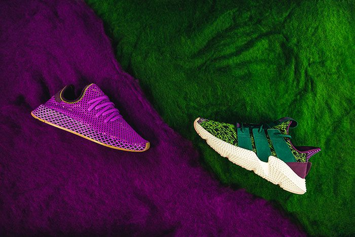 Adidas Pack D97053 Cell Prophere D97052 Deerupt Son Gohan Dragonball Z Pack 1