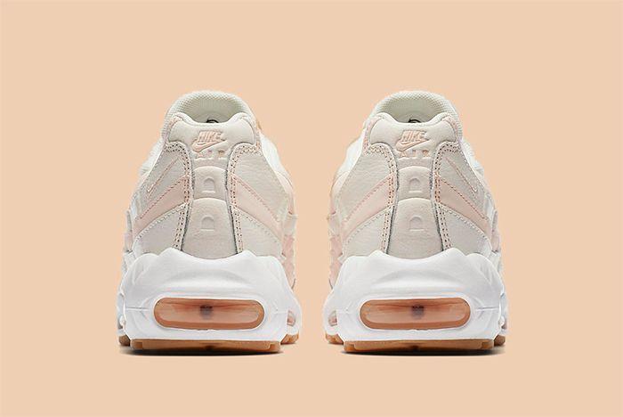 Nike Air Max 95 White Peach 4