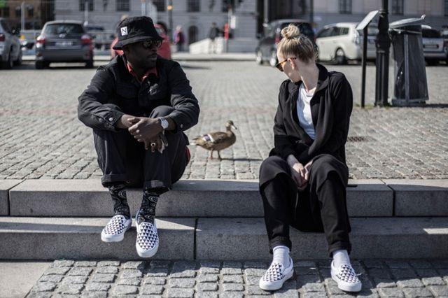 Sneakersnstuff X Vault By Vans Og Classic Slip On Lx Stockholm 1