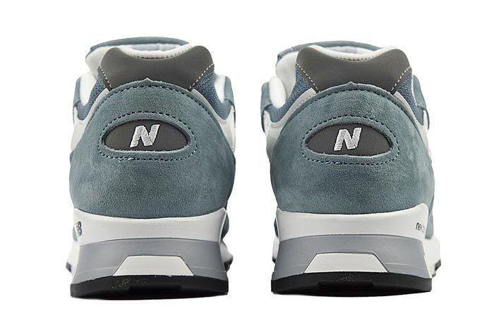 New Balance 991 5 Light Blue Grey 4