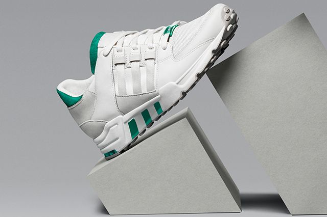 Adidas Originals Eqt Running Support White Pack 3