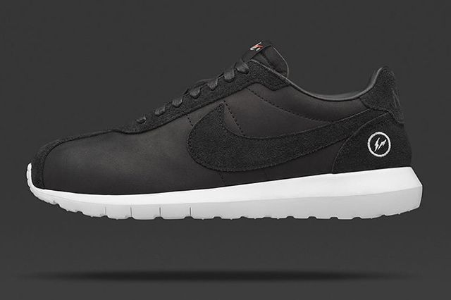 Fragment X Nike Roshe Ld1000 Black