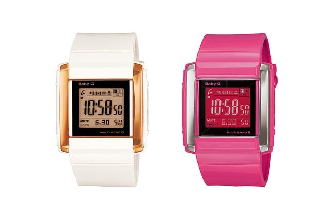 New Baby G Casio April 6 1