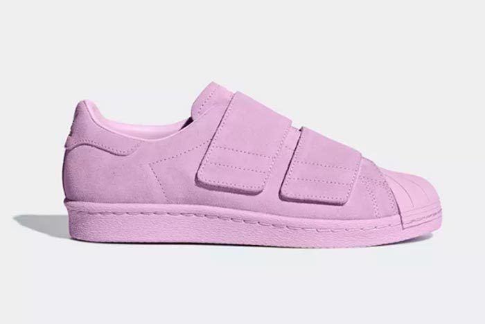 Adidas Superstar 80S Cf Clear Lilac 7