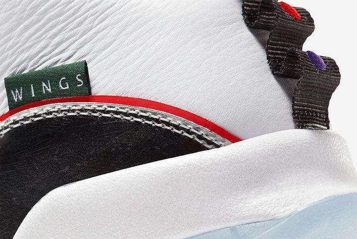 Air Jordan 10 Wings Ck4352 103 Release Date Price 8 Official
