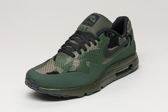 Nike Air Max 1 Ultra Moire Carbon Green Camo
