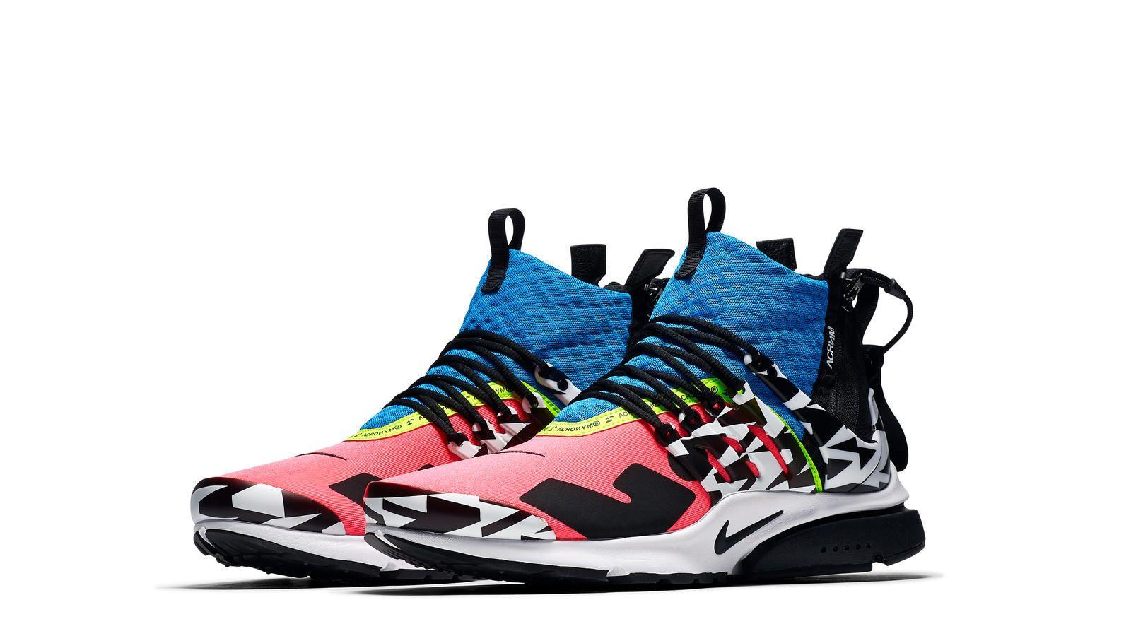 Nike Air Presto Mid Acronym 3