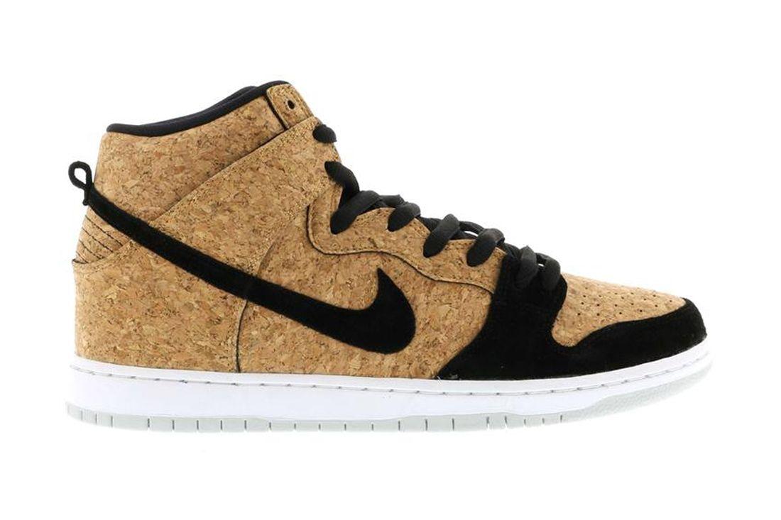 Nike Sb Dunk High Cork Material Matters Feature