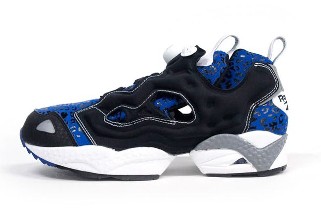 Reebok Insta Pump Fury Leopard Pack Side Profile 1