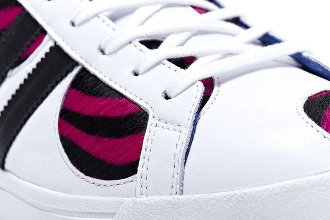 Adidas Origianls Legacy Wozniacki Courtstar Detail Toe 1