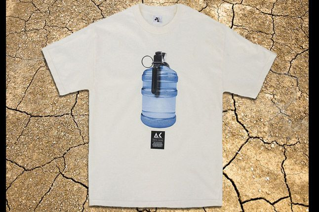Bluegoldxakompilce Tshirt 1