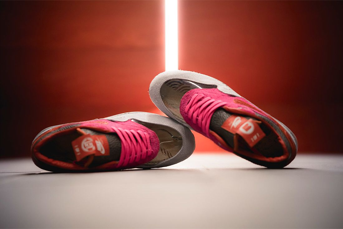 Bespoke Ind Clot X Nike Air Max 1 1 Of 1 For Edison Chen 2