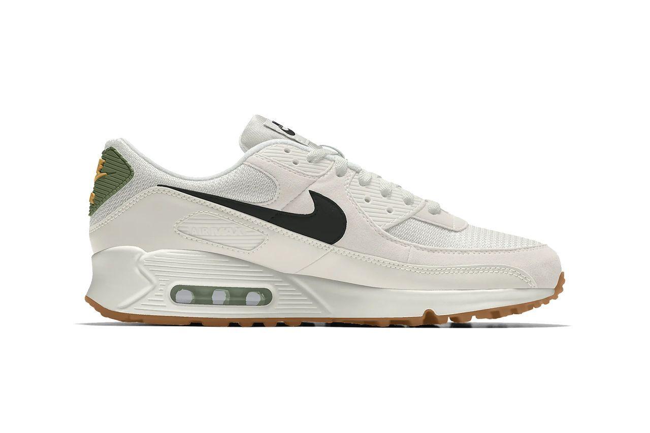 SHABBAAAAA Nike By You Air Max 90 Right