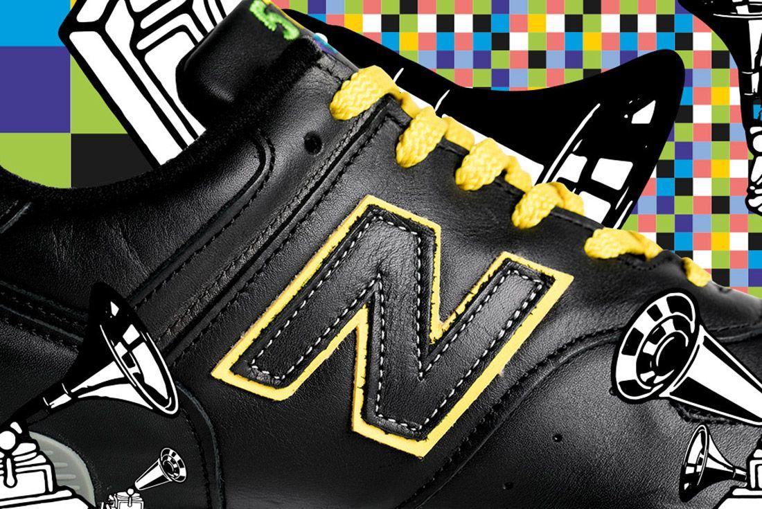 New Balance Footpatrol M576 Fpf Sneaker Freaker 4