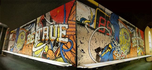 Mark Ward Nike Be True Exhibition 4