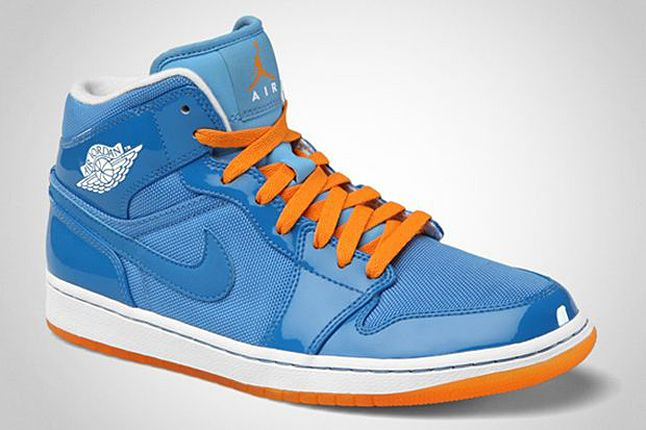 Air Jordan 1 Phat Italy Blue White University Blue Vivid Orange 01 1