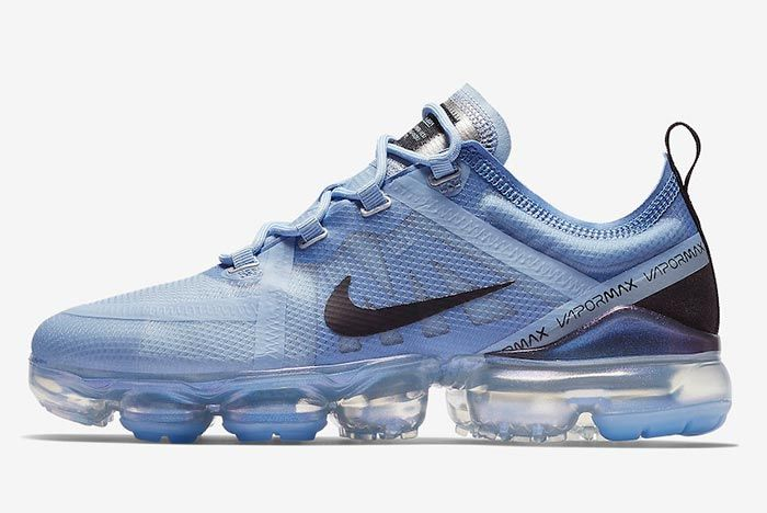 Nike Air Vapormax Aluminium Blue Side Shot 4