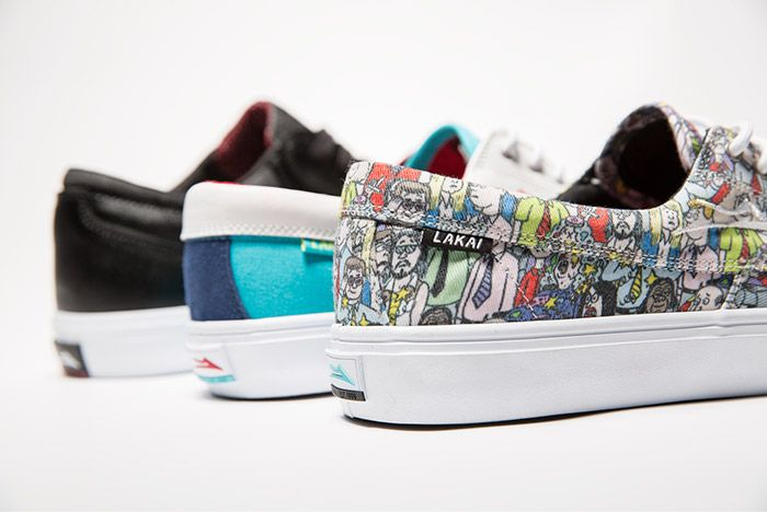 Workaholics Lakai Footwear Collection 9