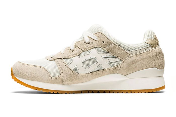 Asics Gel Lyte 3 Ivory Left