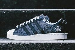 Neighborhood Nbhd X Adidas Adi Superstar 80 Snake Skin 6