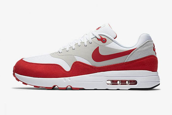 Nike Air Max 1 Ultra 2 0 University Redwhite 2