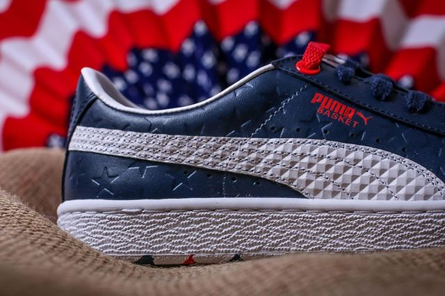 Puma Basket Independence Day Pack Navy 3