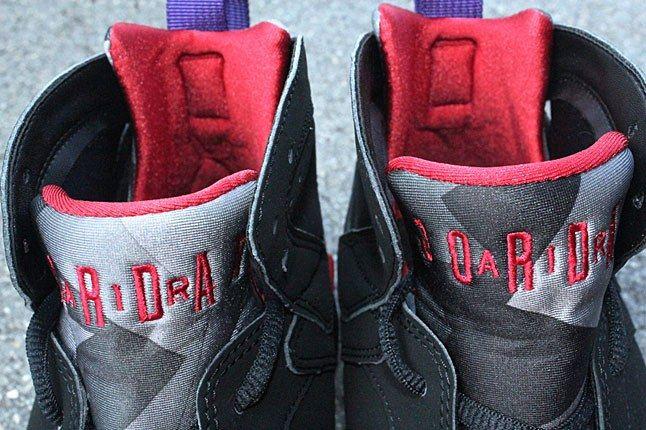 Jordan Raptors Pink Purple 11