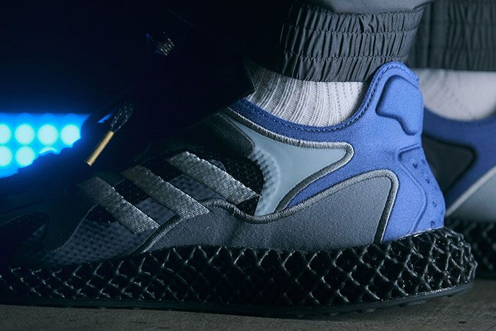 Adidas Consortium Evo 4 D Friends Family Paris Fashion Week Hero Shot2