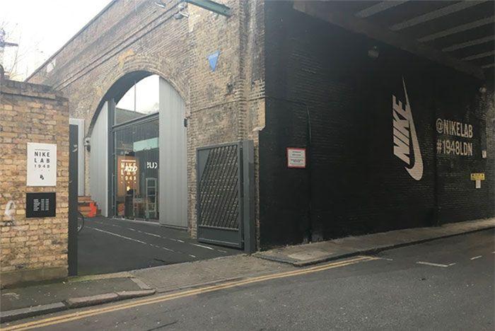 Nikelab1948 London