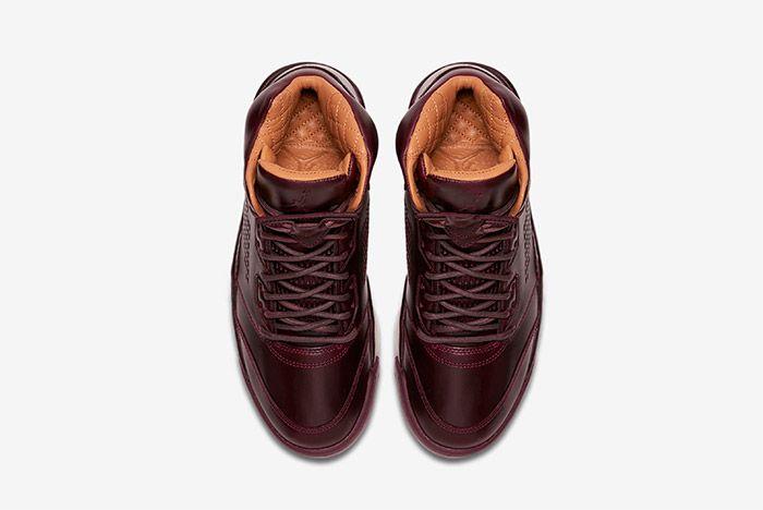 Jordan 5 Bordeaux Premium 2