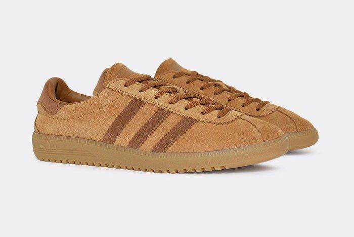 Adidas Originals Bermuda Tobacco