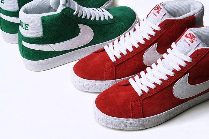 Nike Blazer Suede 3