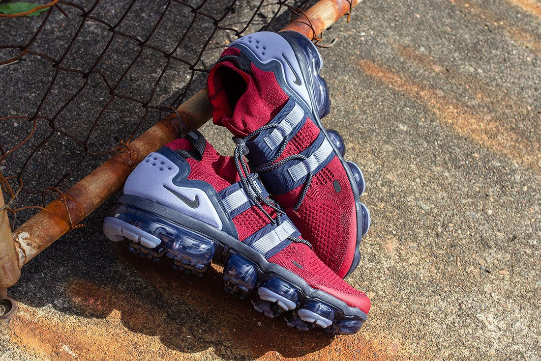 Nike Air Vapormax Utility Red 3