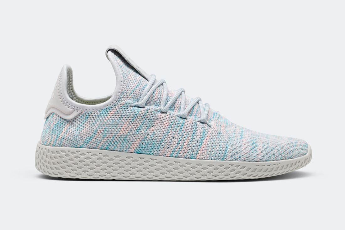 Pharrell X Adidas Tennis Hu 1
