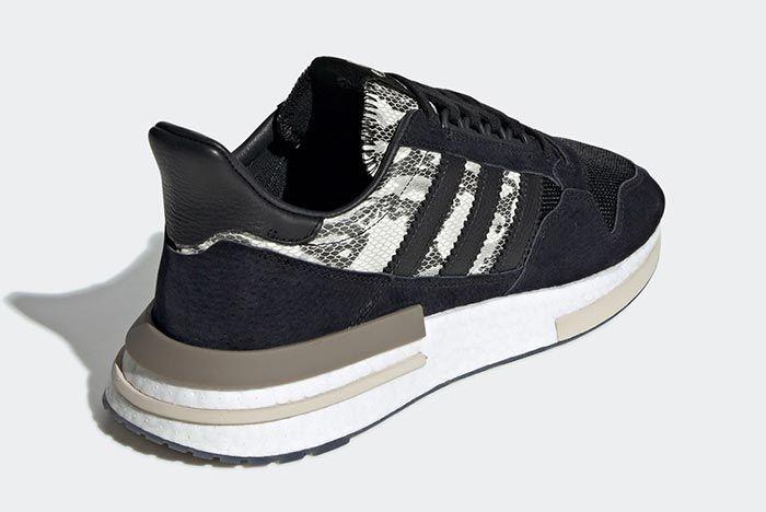 Adidas Zx 500 Rm Snakeskin Back