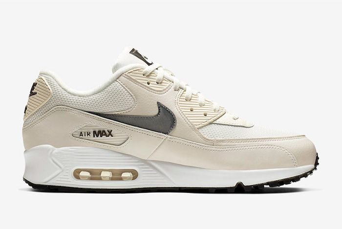 Nike Air Max 90 Essential Ivory Right
