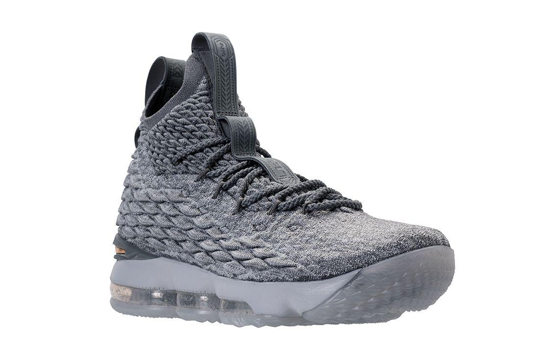 Nike Lebron 15 Wolf Grey Sneaker Freaker 2
