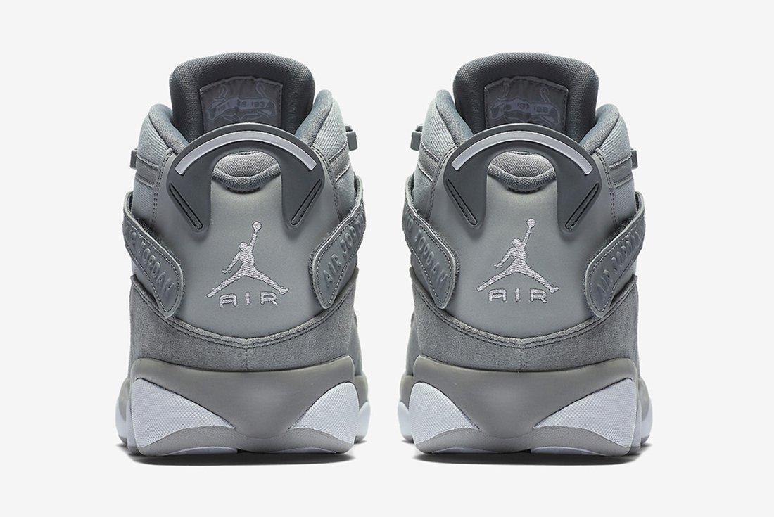 The Jordan Six Rings Returns For 201721