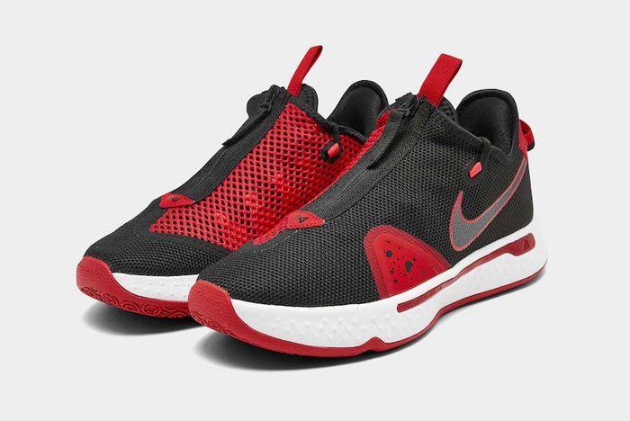Nike Pg 4 Bred Pair