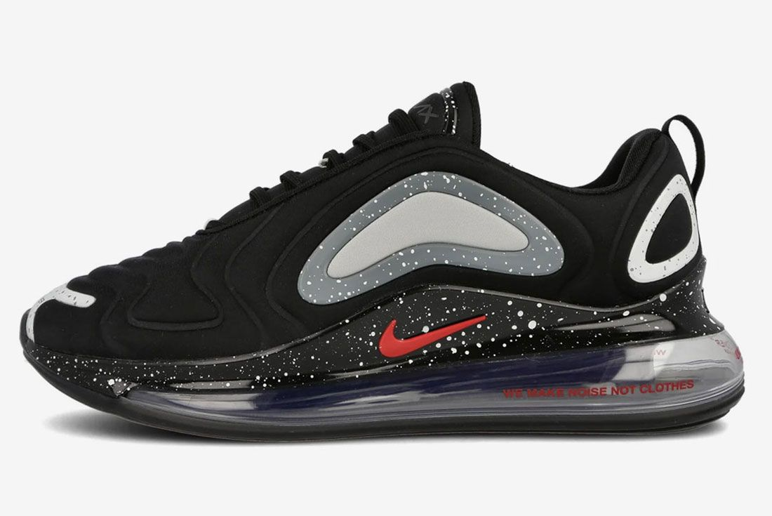 Undercover Nike Air Max 720 Cn2408 001 2 Side