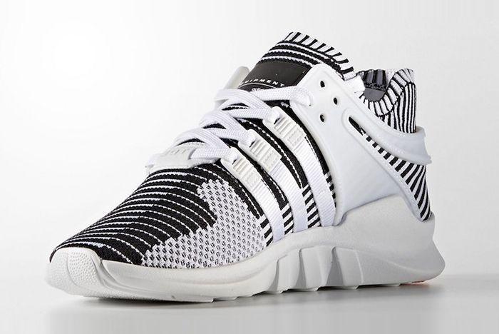 Adidas Eqt Support Adv Primeknit Zebra 2