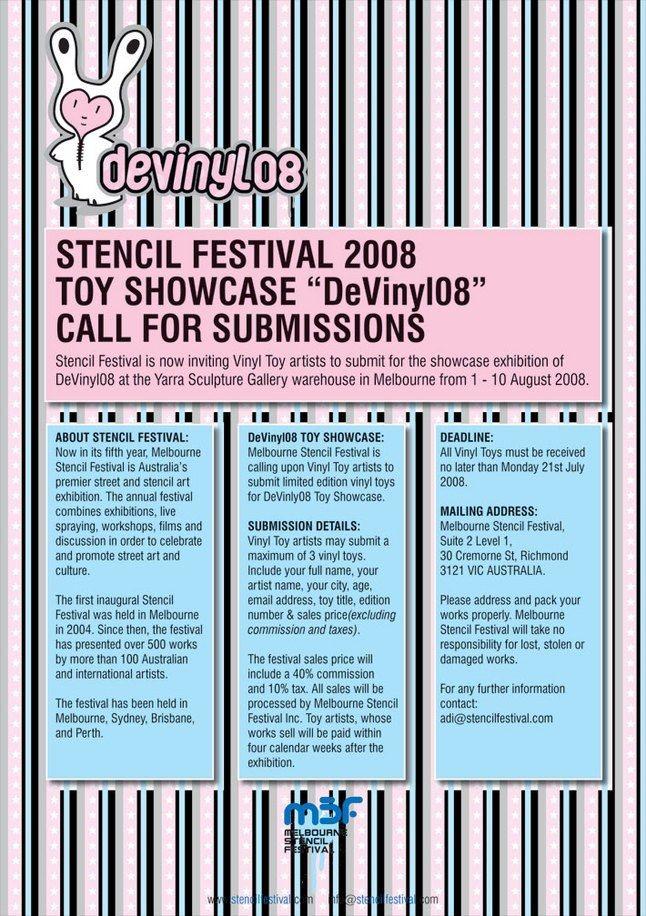 Melbourne Stencil Festival 1